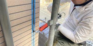 茨木・高槻の外壁屋根塗装防水YJリフォームシーリング充填@茨木市南春日丘