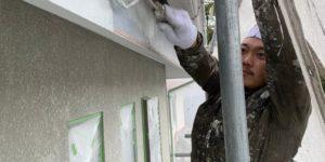 茨木・高槻の外壁塗装YJリフォーム付帯部塗装@茨木市南春日丘